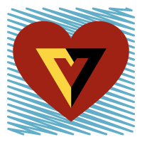 Fr33 Hearts CPR Awareness Icon