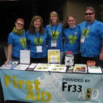Fr33 Aid Team at Libertopia 2011