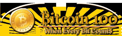 Bitcoin100 header