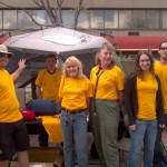 Fr33 Aid Team at Free Keene Fest May 2011